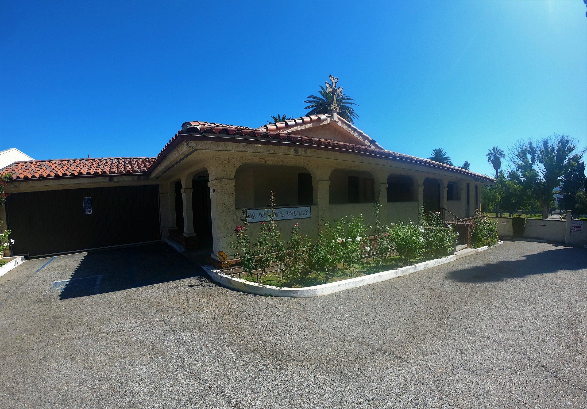 St. Kevork Armenian Church in Glendale, California