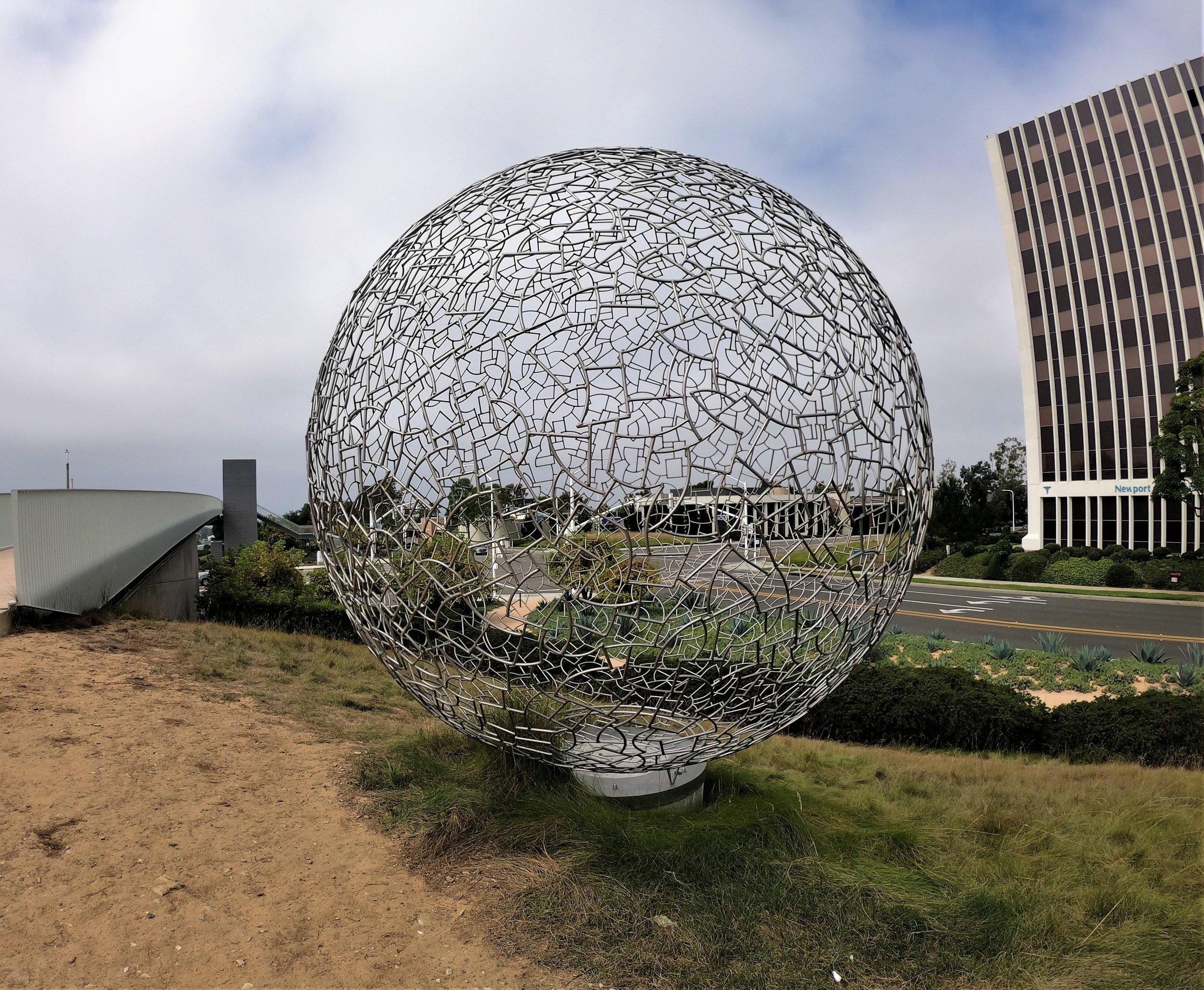 Sphere 112 Ivan McLean