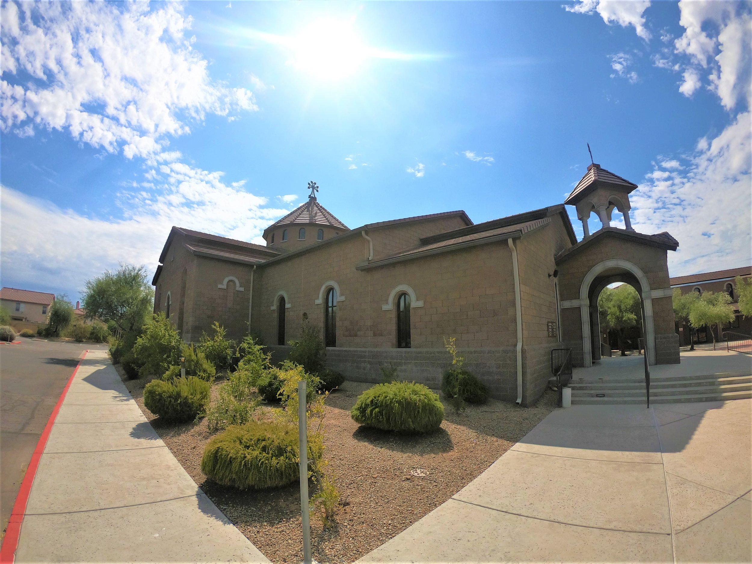 St. Apkar Armenian Apostolic Church of Arizona in Scottsdale, AZ