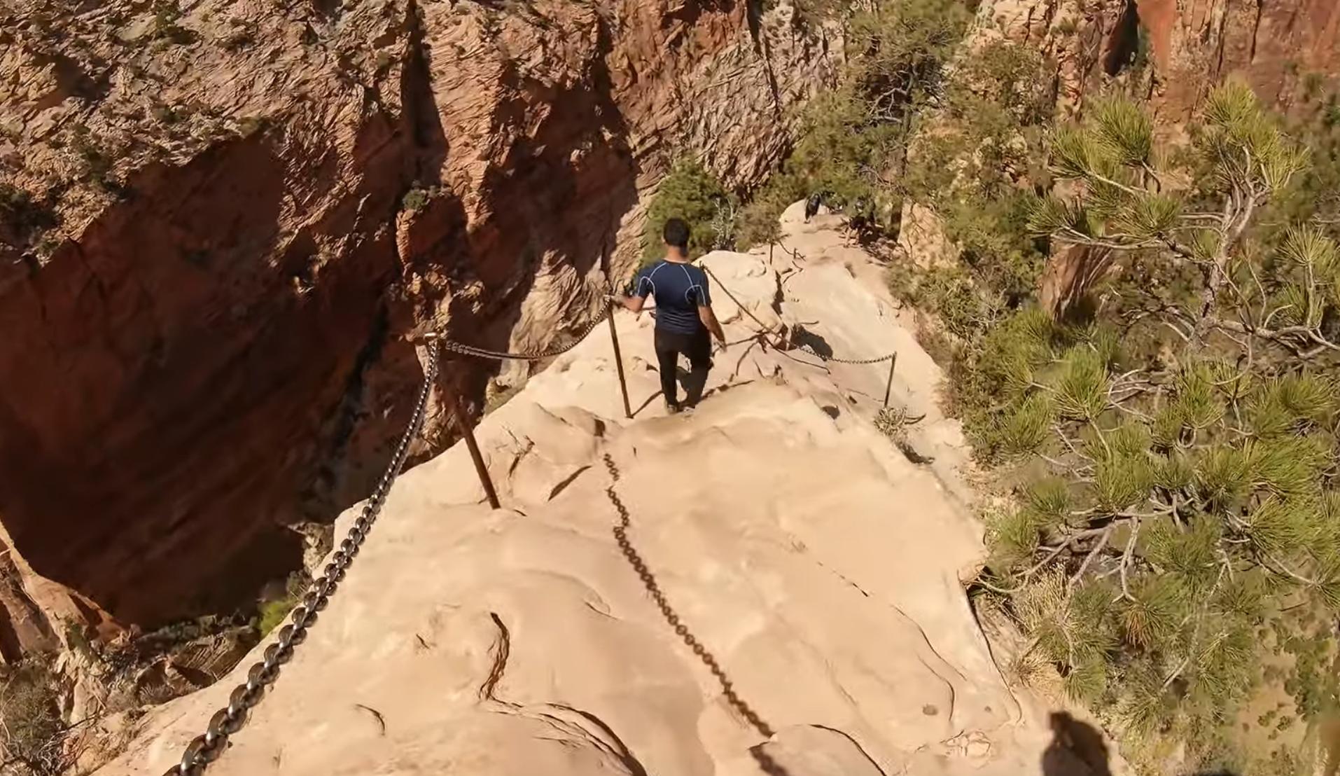 My Experience hiking Angel's Landing at Zion, Utah