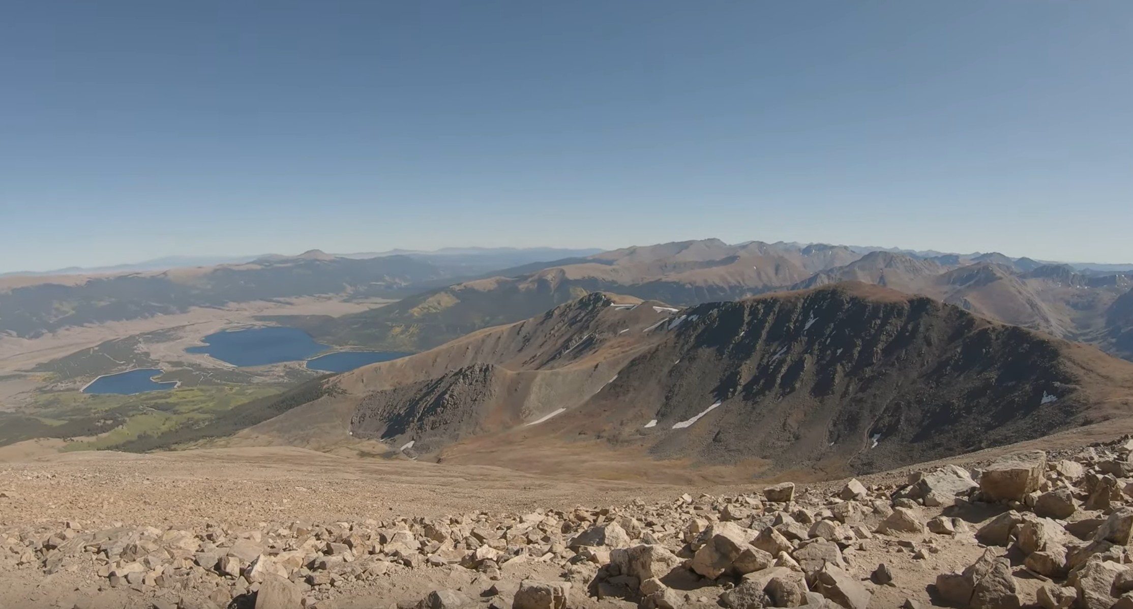 My First Time Climbing a Mountain- Mt. Elbert- 2nd highest peak in lower 48
