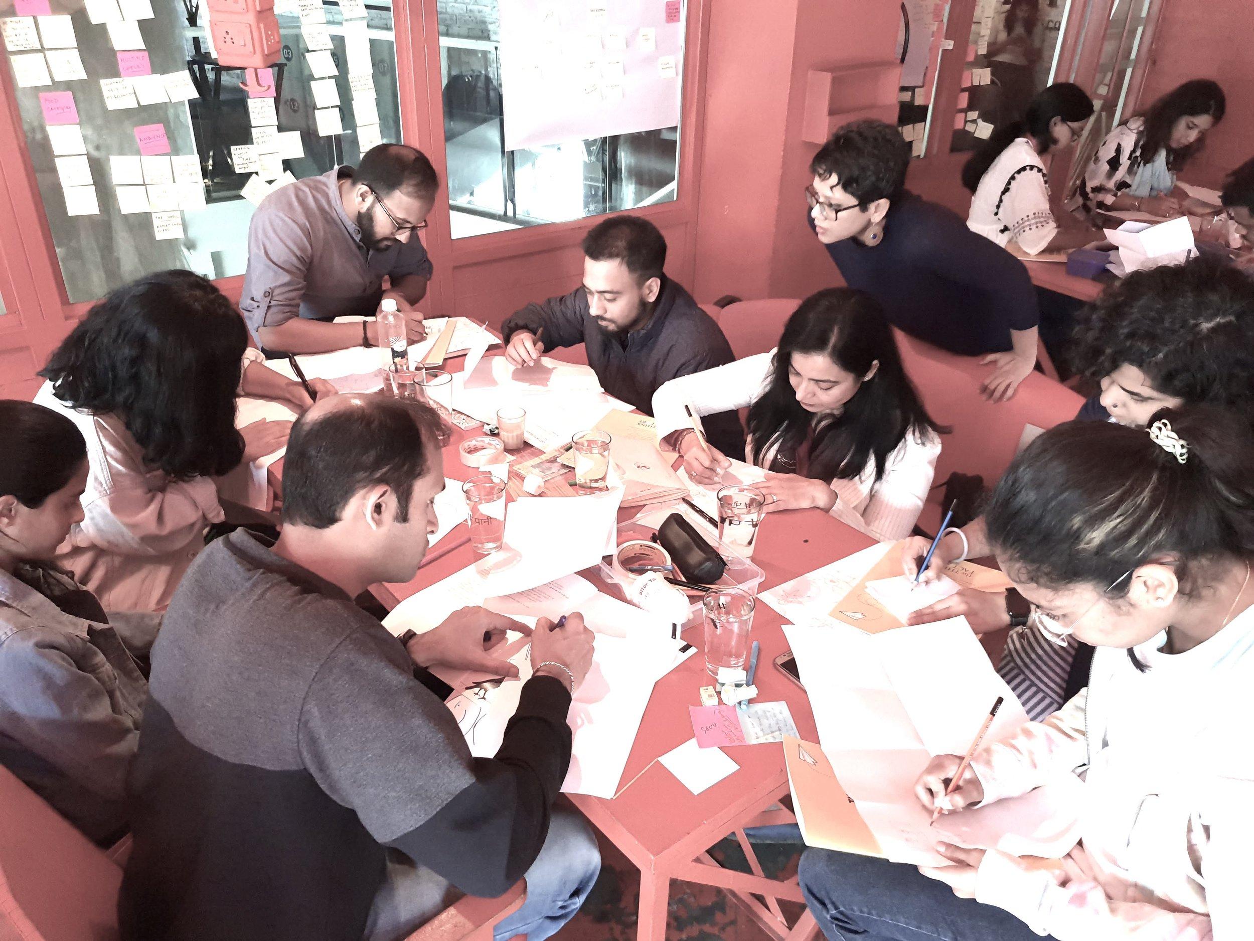 Workshop at Church Street Social