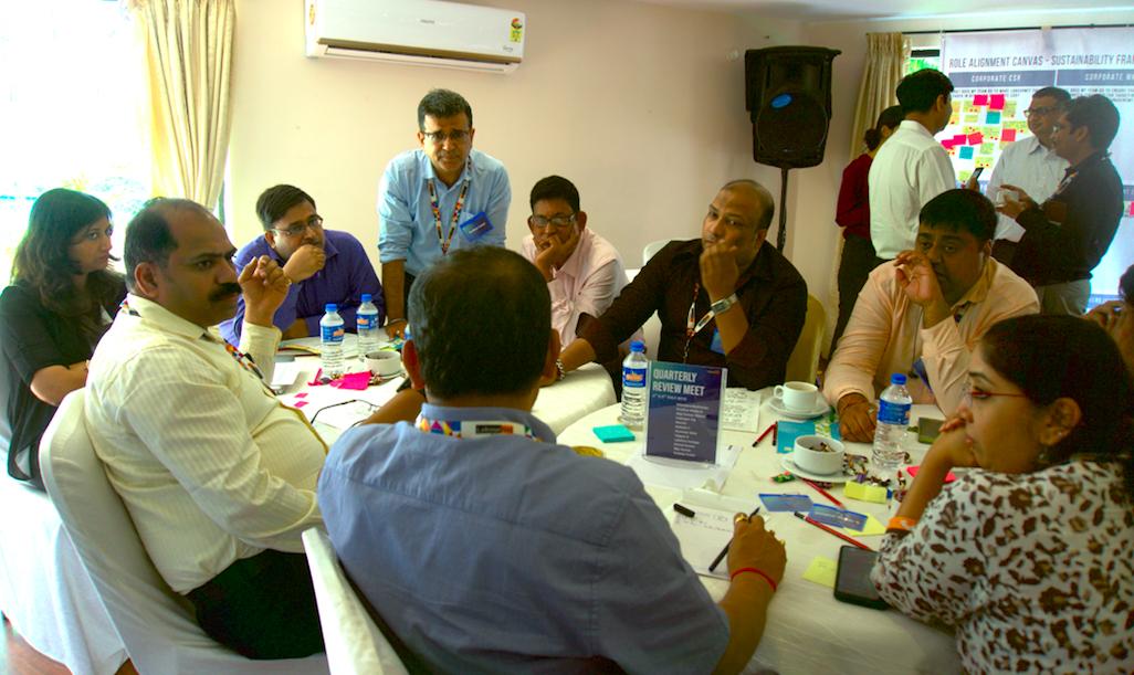 Organisation Building & Leadership Development Workshop for leadership, LabourNet India