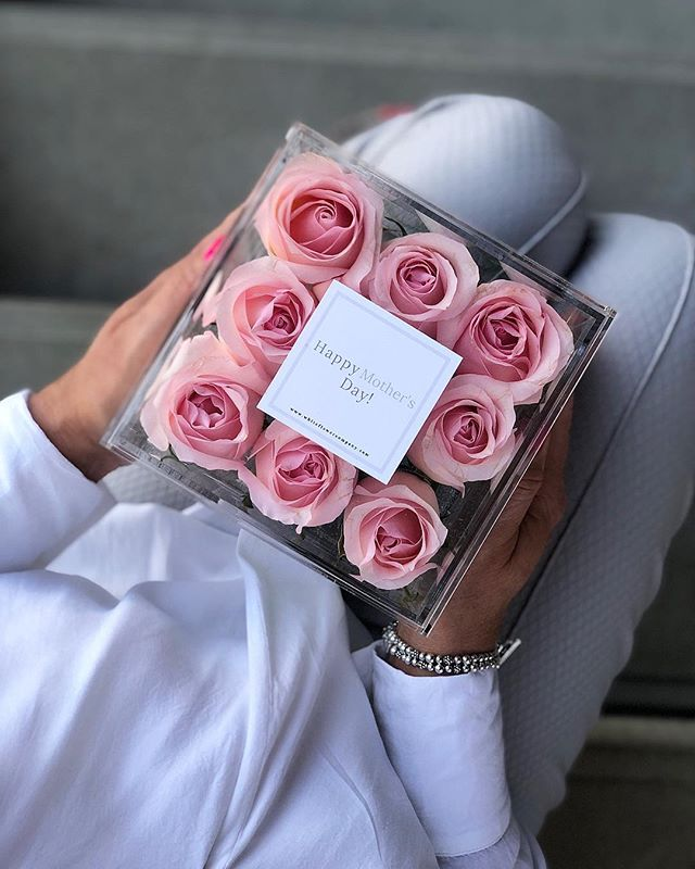 Happy Mother's Day from White Flower Company! Send a limited edition Mother's Day Box to the moms in your life!