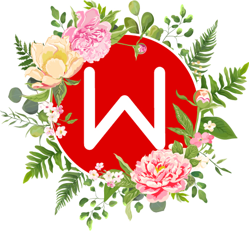 Basic Women.com Social Media Logo
