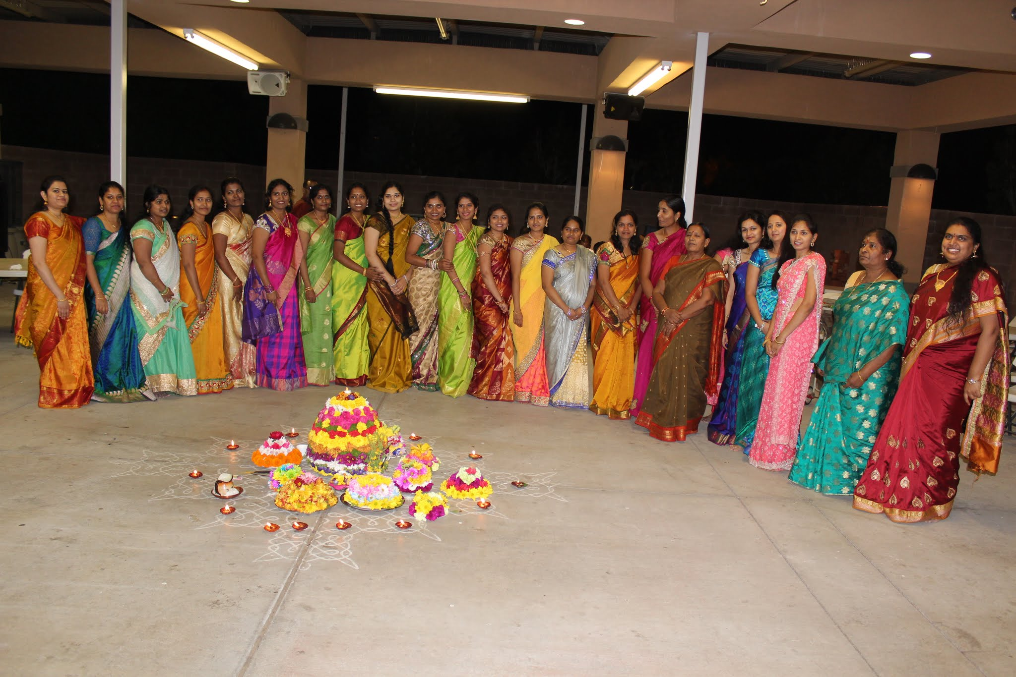 2015 Bathukamma Celebrations