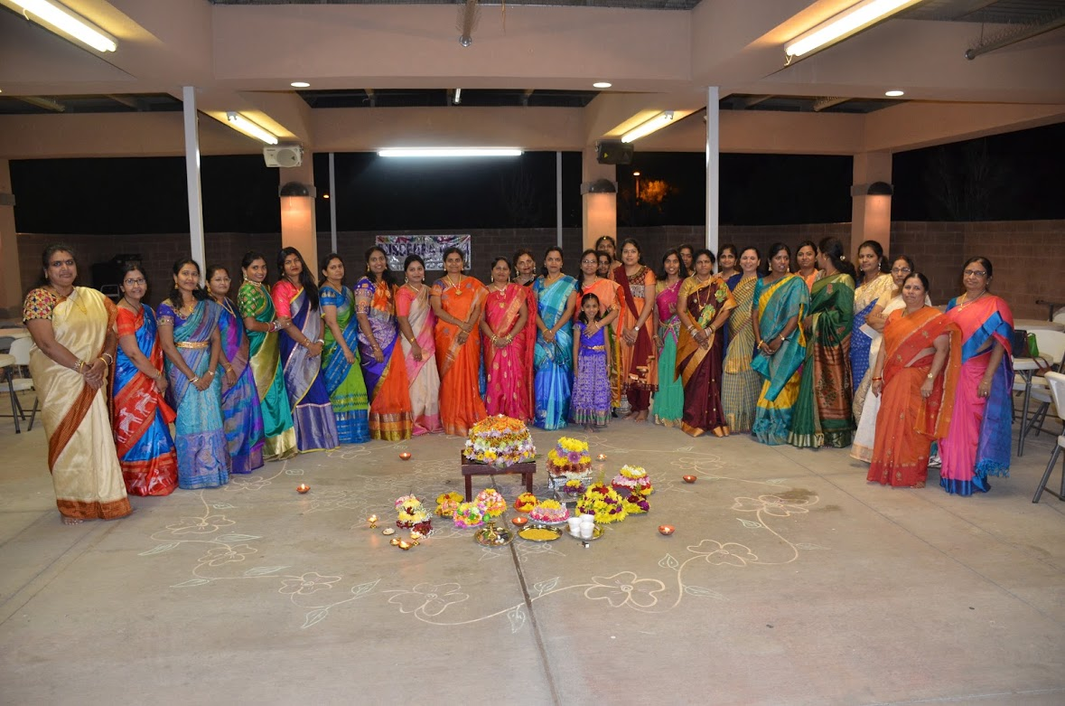 Bathukamma, 13th Oct 2018