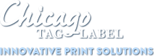 Chicago Tag Label
