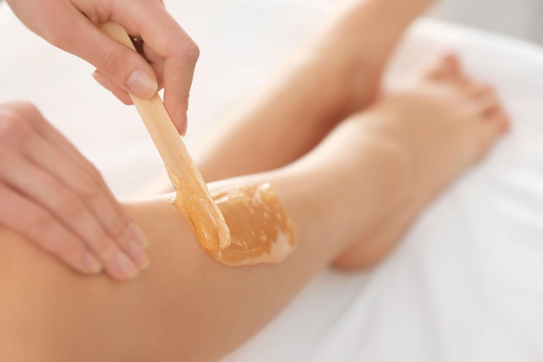 Full/Half Leg Wax -