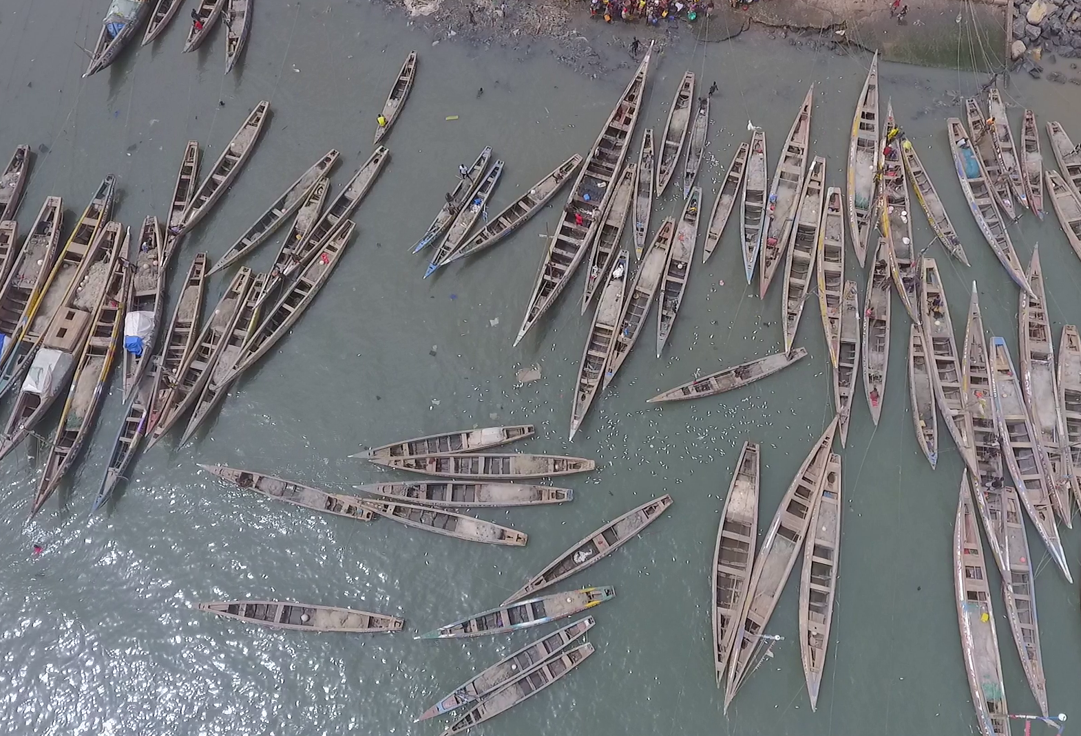The New Boats (Chi-gie Chor-ga) - DOCUMENTARY / IN DEVELOPMENT
