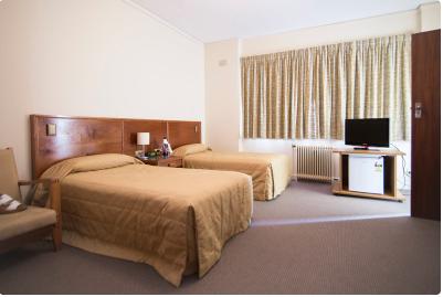 Twin room - $136 per night