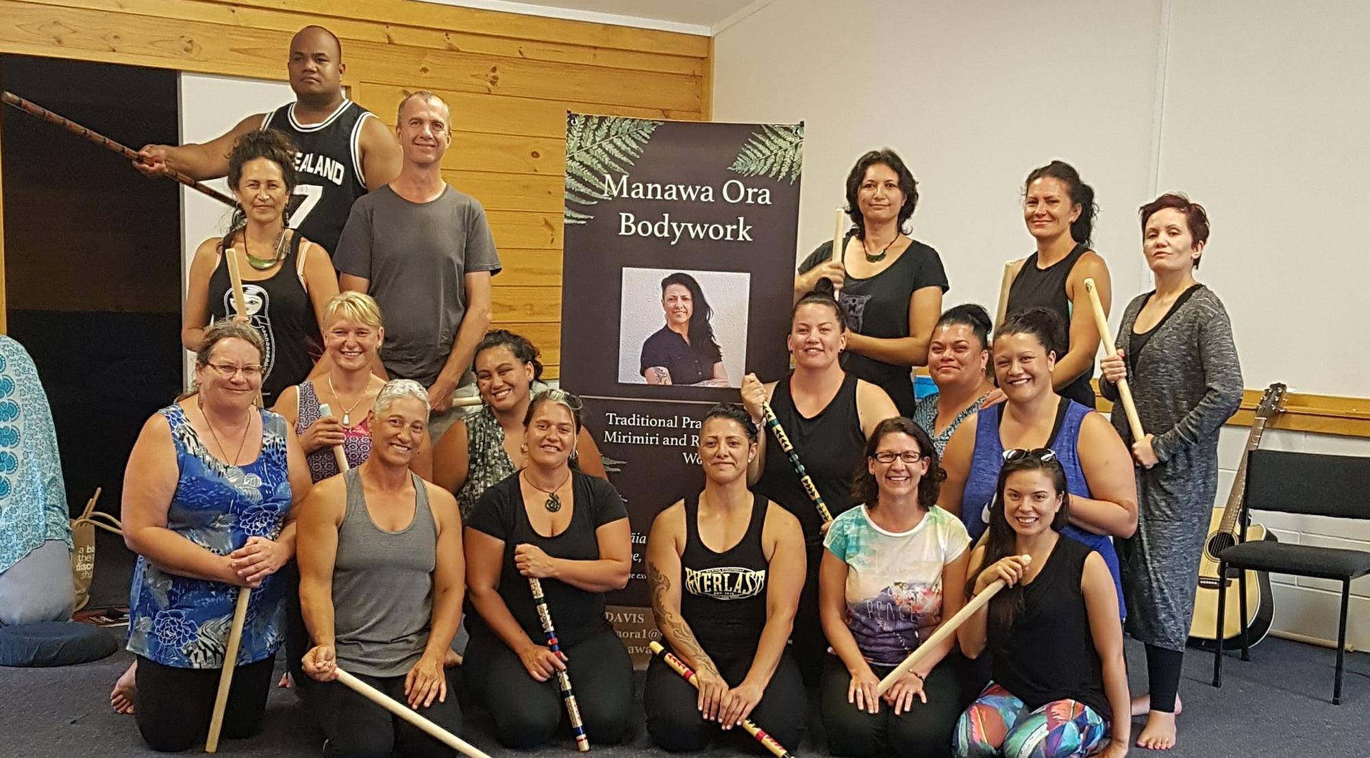 Mirimiri Workshop, Rotorua