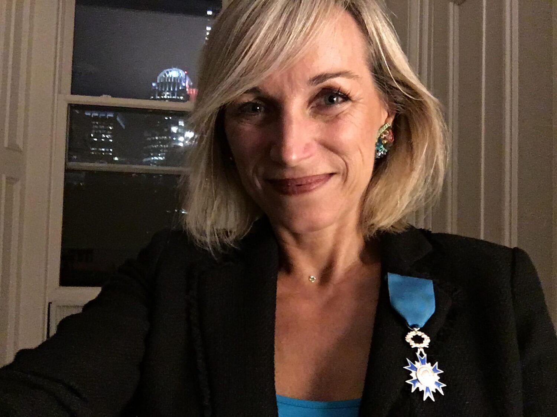 Celine Schillinger Engagement Leadership Knight Ordre Merite.jpg
