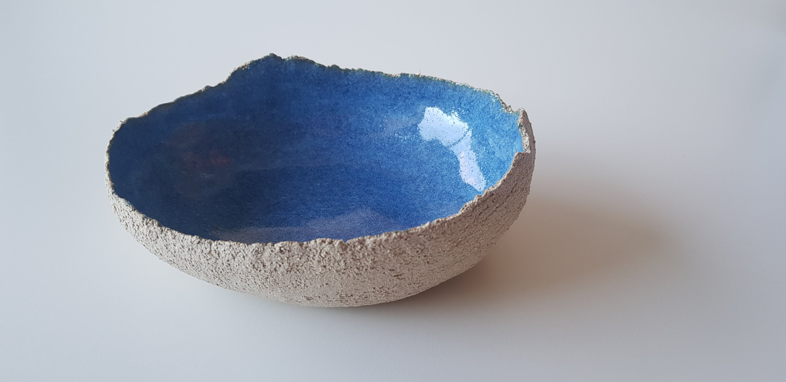 White Earth Bowl Medium Size