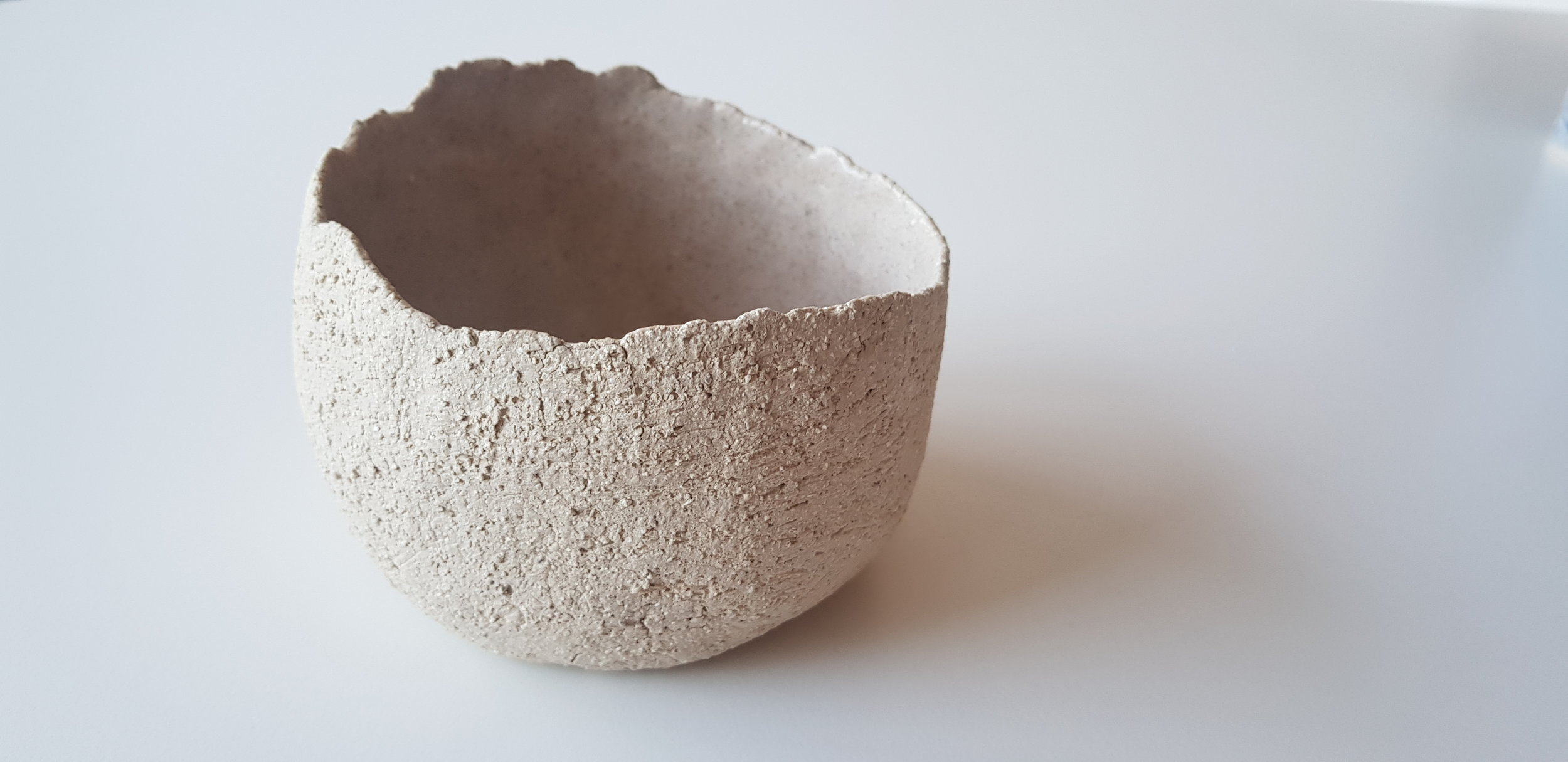 White Earth Bowl Small Size