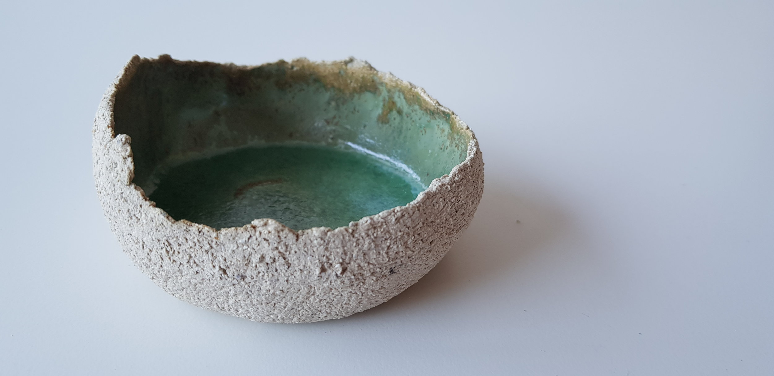 White Earth Bowl XS Size