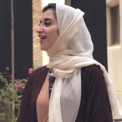 Aisha Al Muftah, Art Historian (Qatar)