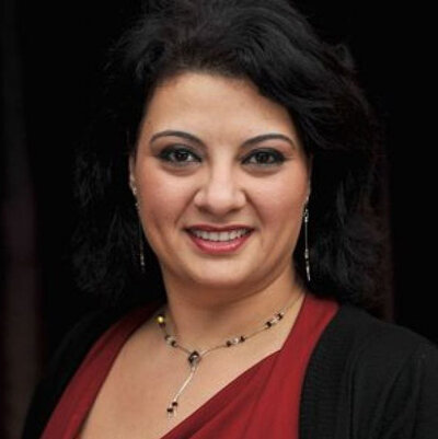 Nisreen-Faour, Actress (Palestine)