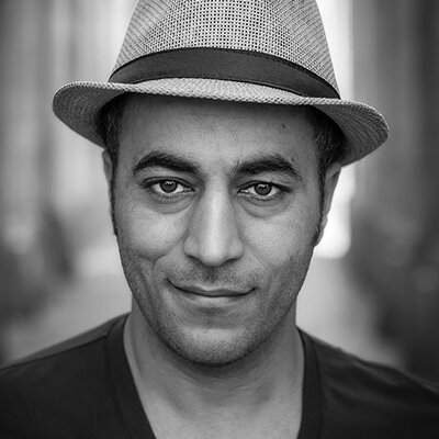Ramzi Maqdisi, Filmmaker and Actor (Palestine)