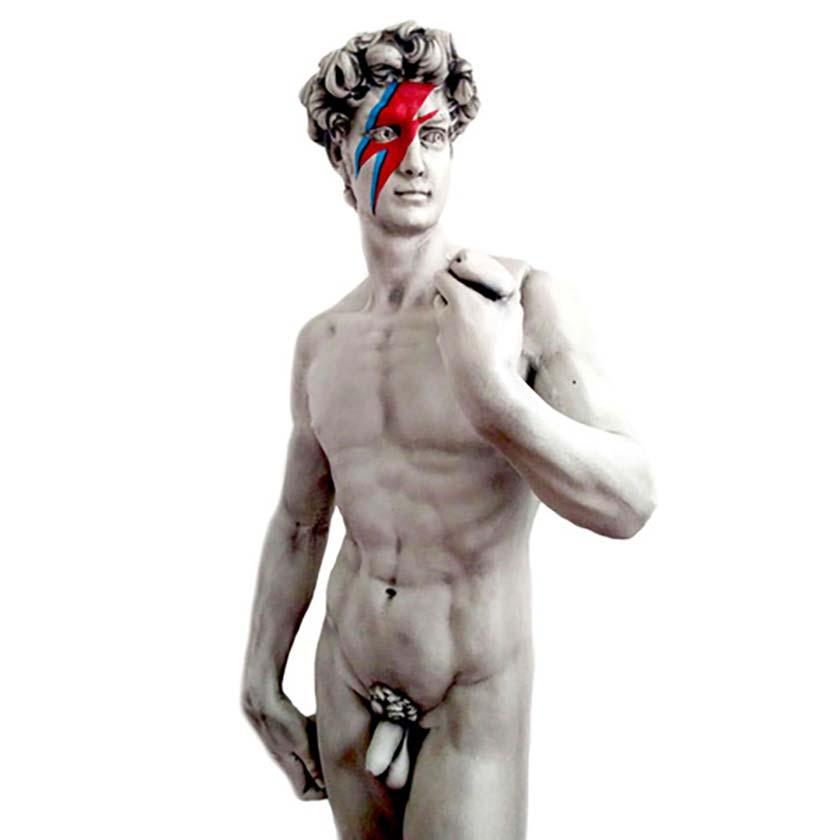 David David Bowie - Hayden Kays