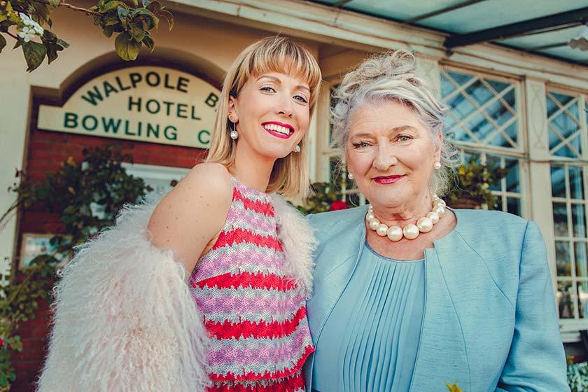 Siobhan Maroney & Jane Bishop