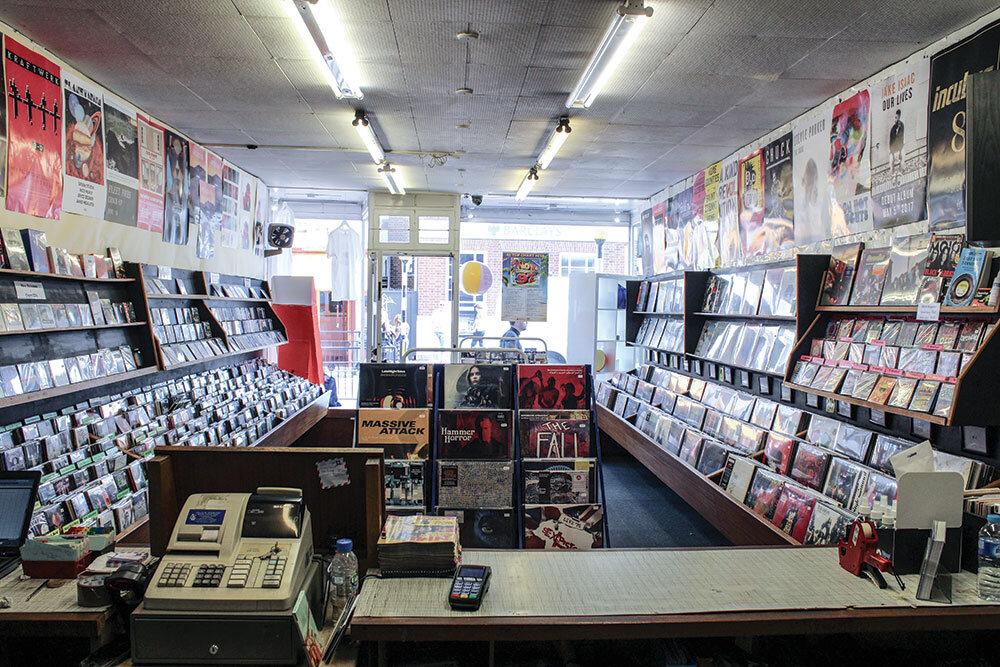Waxing Lyrical Vinyl Revival Cene Magazine