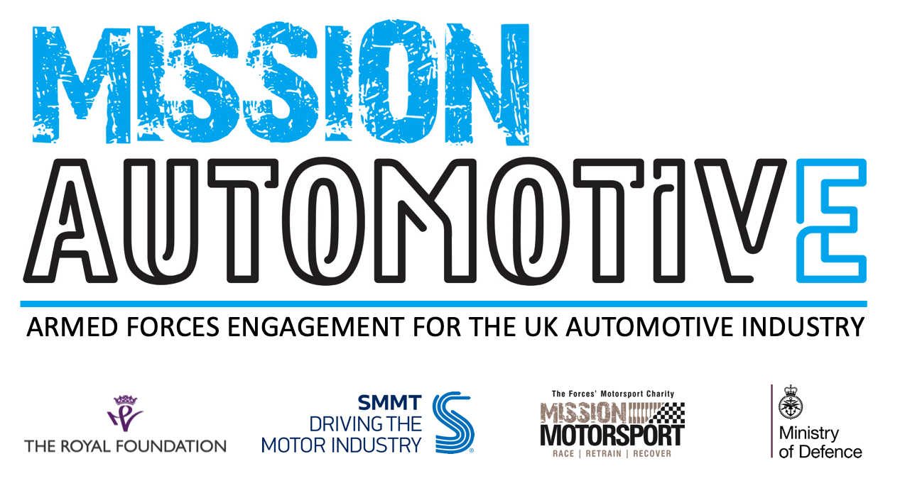 Join the initiative - In 2019, we partnered with MoD, the Society of Motor Manufacturers and Traders, and The Royal Foundation to deliver a pioneering Armed Forces Engagement Initiative into a commercial sector.www.missionautomotive.org
