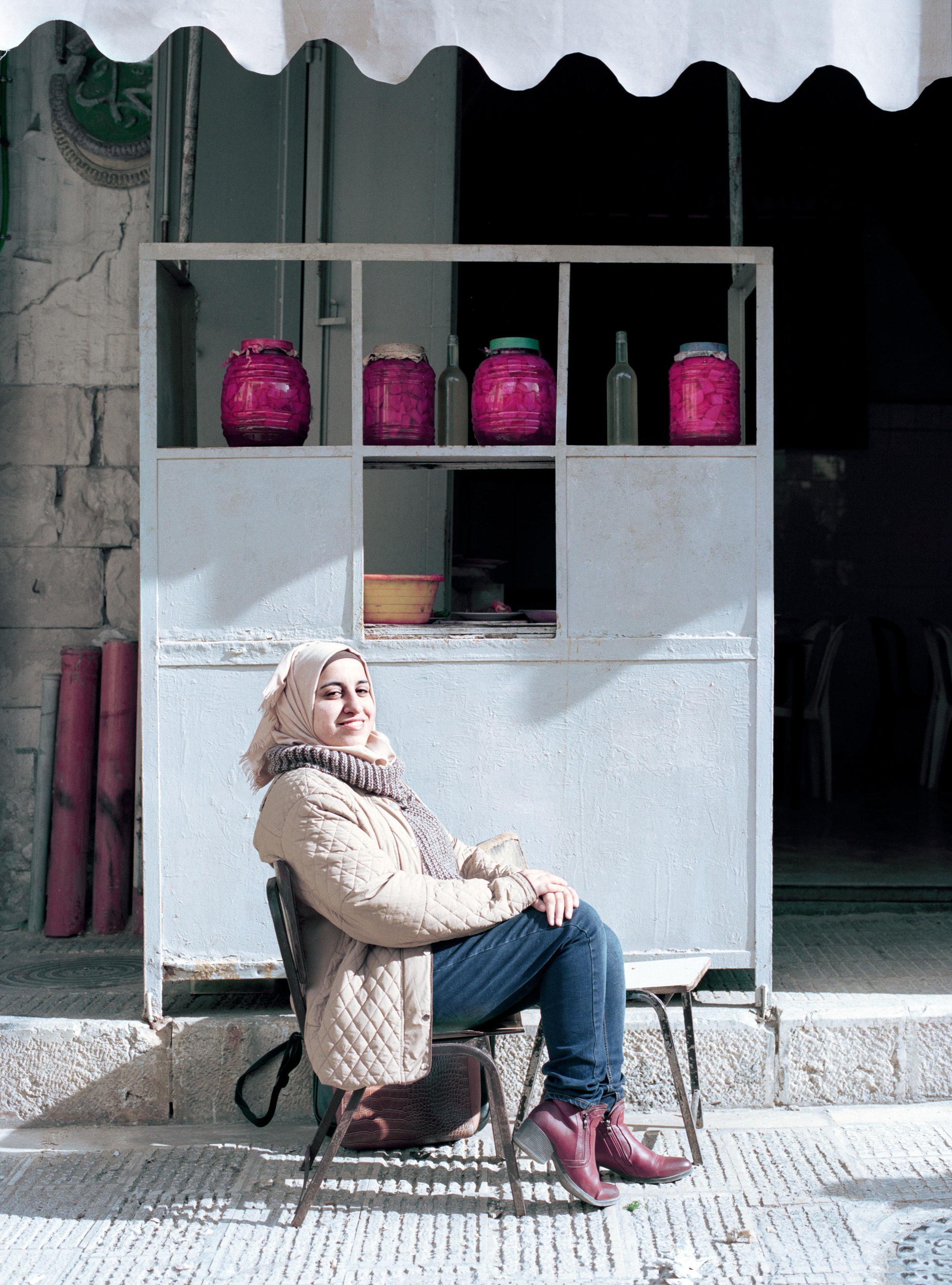 Yafa, Nablus old town