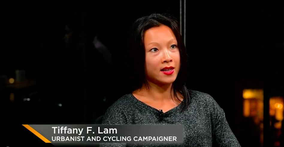 I had my first television appearance on a London Live: Debate on cycling infrastructure and safety in London in October 2018.