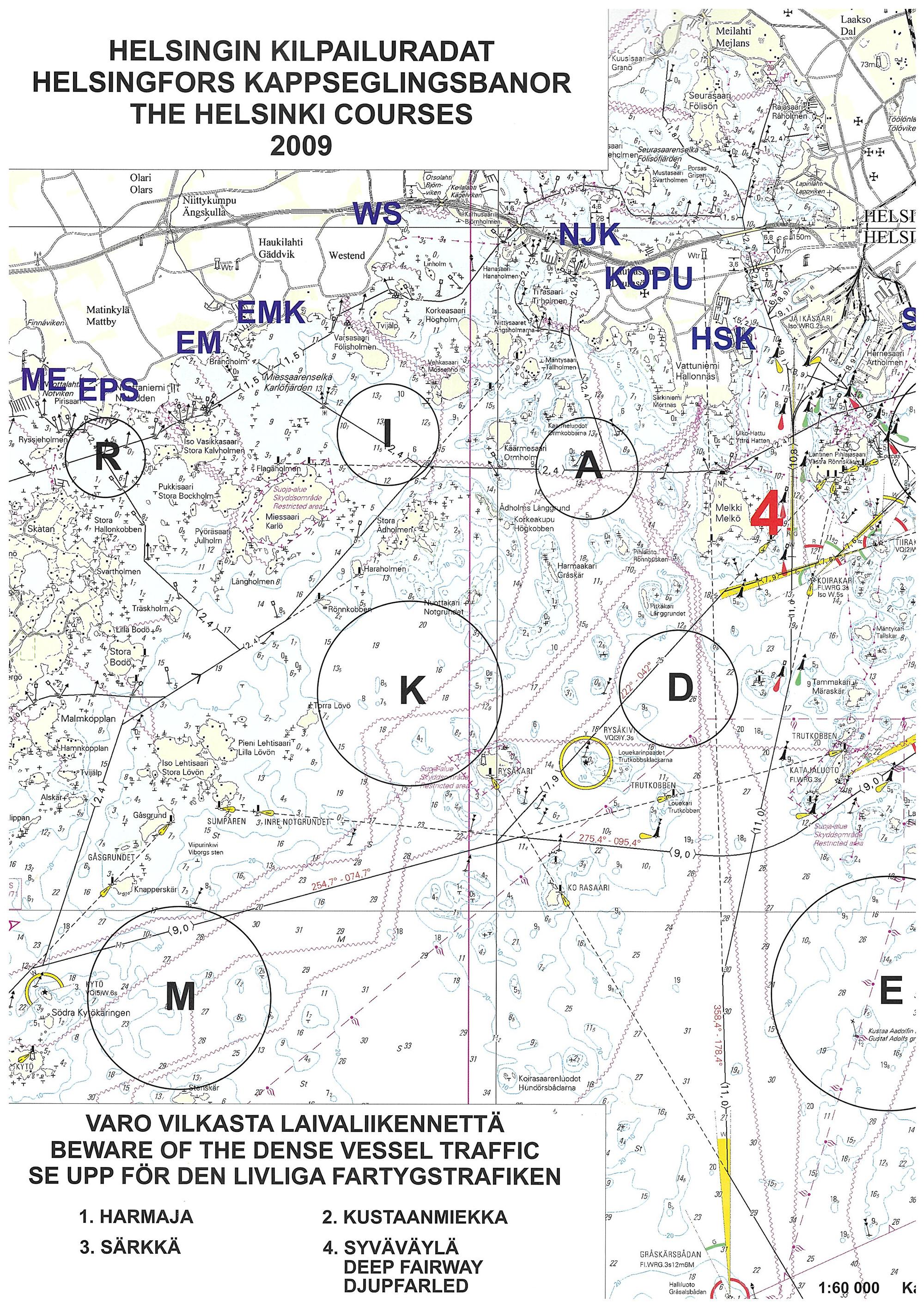 Lightningworlds2019 NOR race area map