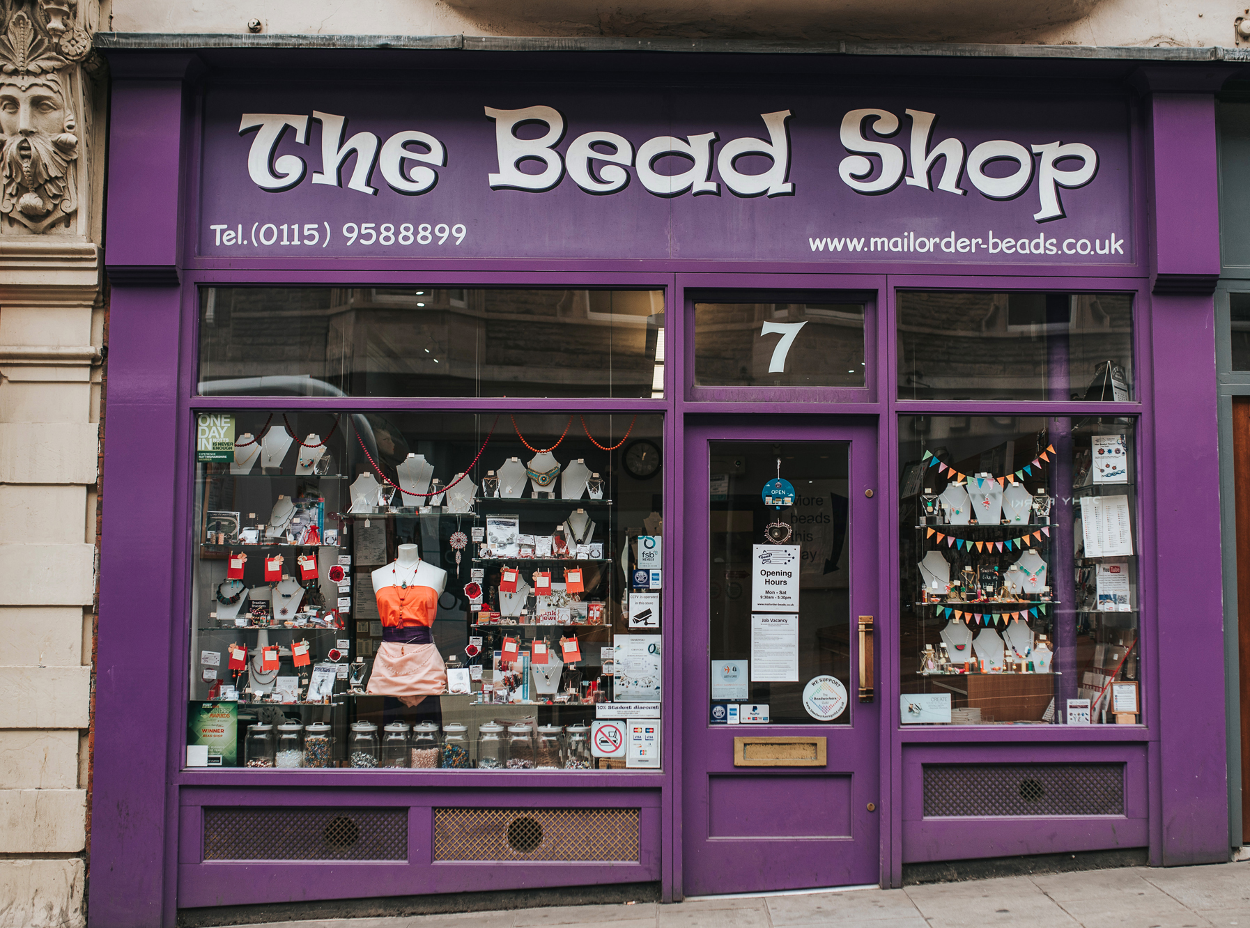 The Bead shop - Shop front.jpg