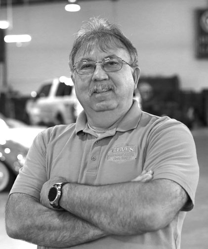 Tim Moore / Service Advisor  Joined Tim's German Auto in 1997