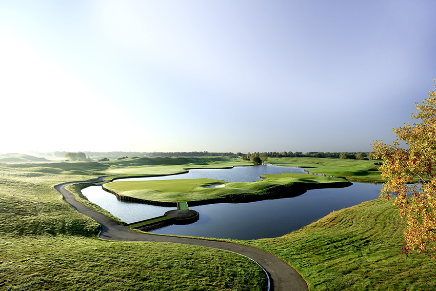 The final four holes at Le Golf National's L'Albatros course created drama aplenty at the 2018 Ryder Cup in Paris.