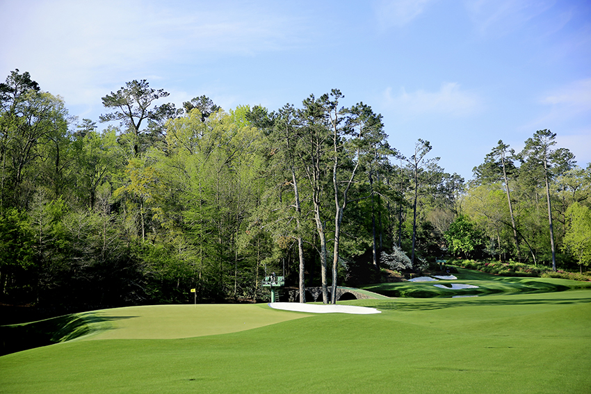 Tom Fazio has been a consultant to Augusta National for many years.