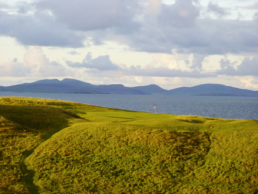 "Old Tom's ""lost course"" at Askernish is the perfect example of his use of natural land to its best advantage."