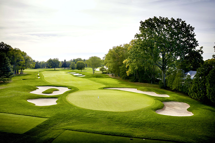 Baltusrol remains a sparkling example of Tillinghast's contribution to strategy, and raising the value of positional play.