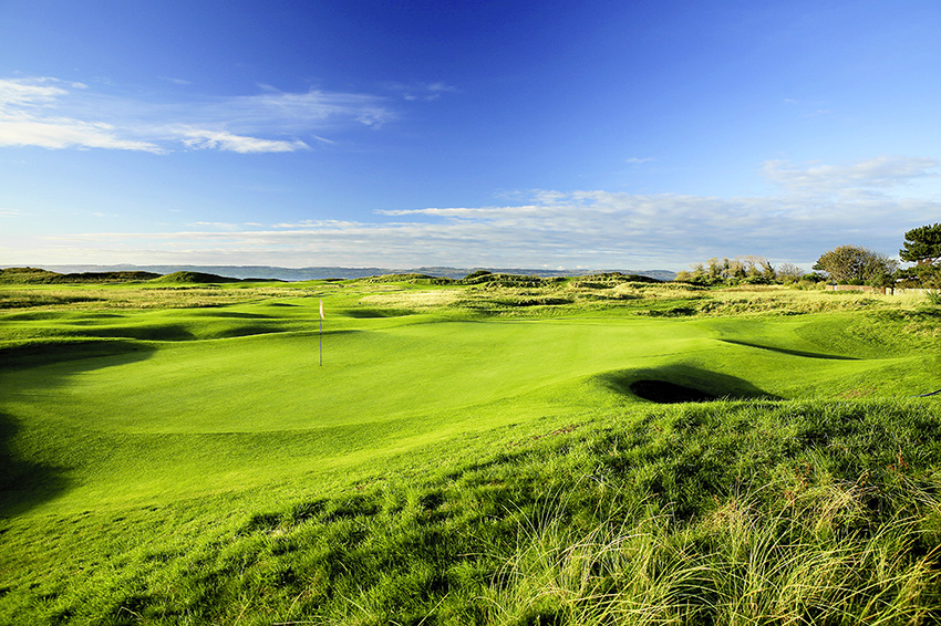 Royal Liverpool, also known as Hoylake, is one of the UK's most underrated links golf courses.