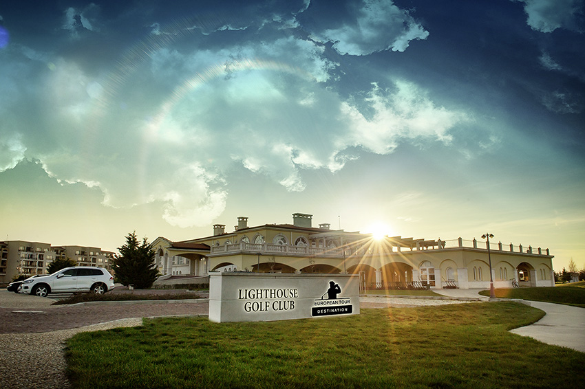 The five-star Lighthouse Golf Resort & Spa is perfectly situated for golf at all three courses in Cape Kaliakra.