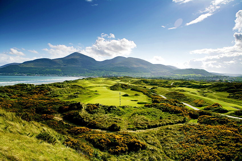 Royal County Down, Northern Ireland.