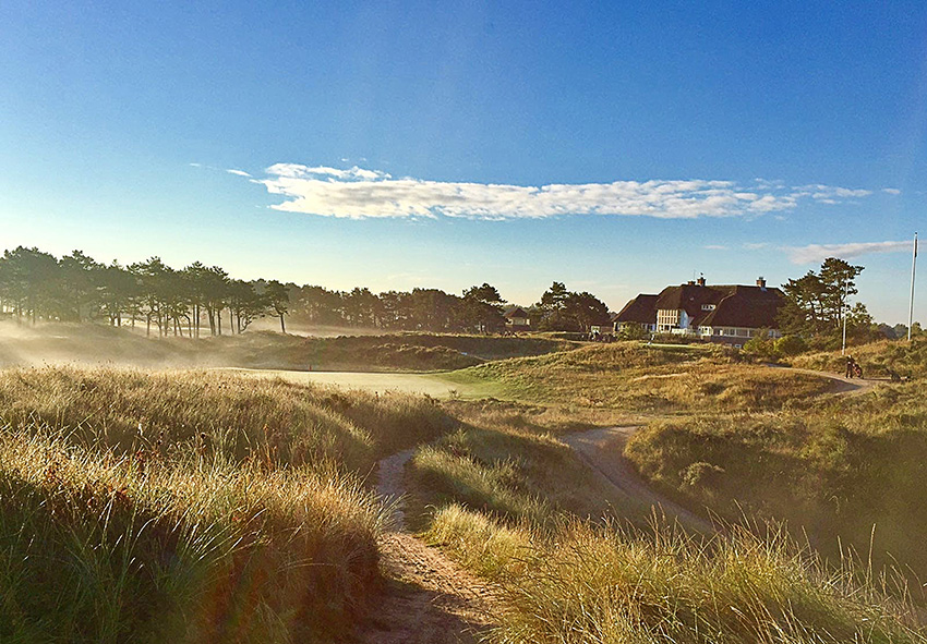 The impressive links at Kennemer in the Netherlands would be an excellent Open host course