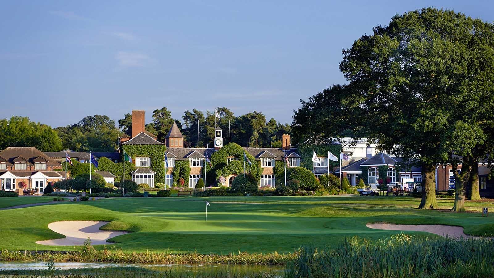 The Belfry Golf Club Hotel