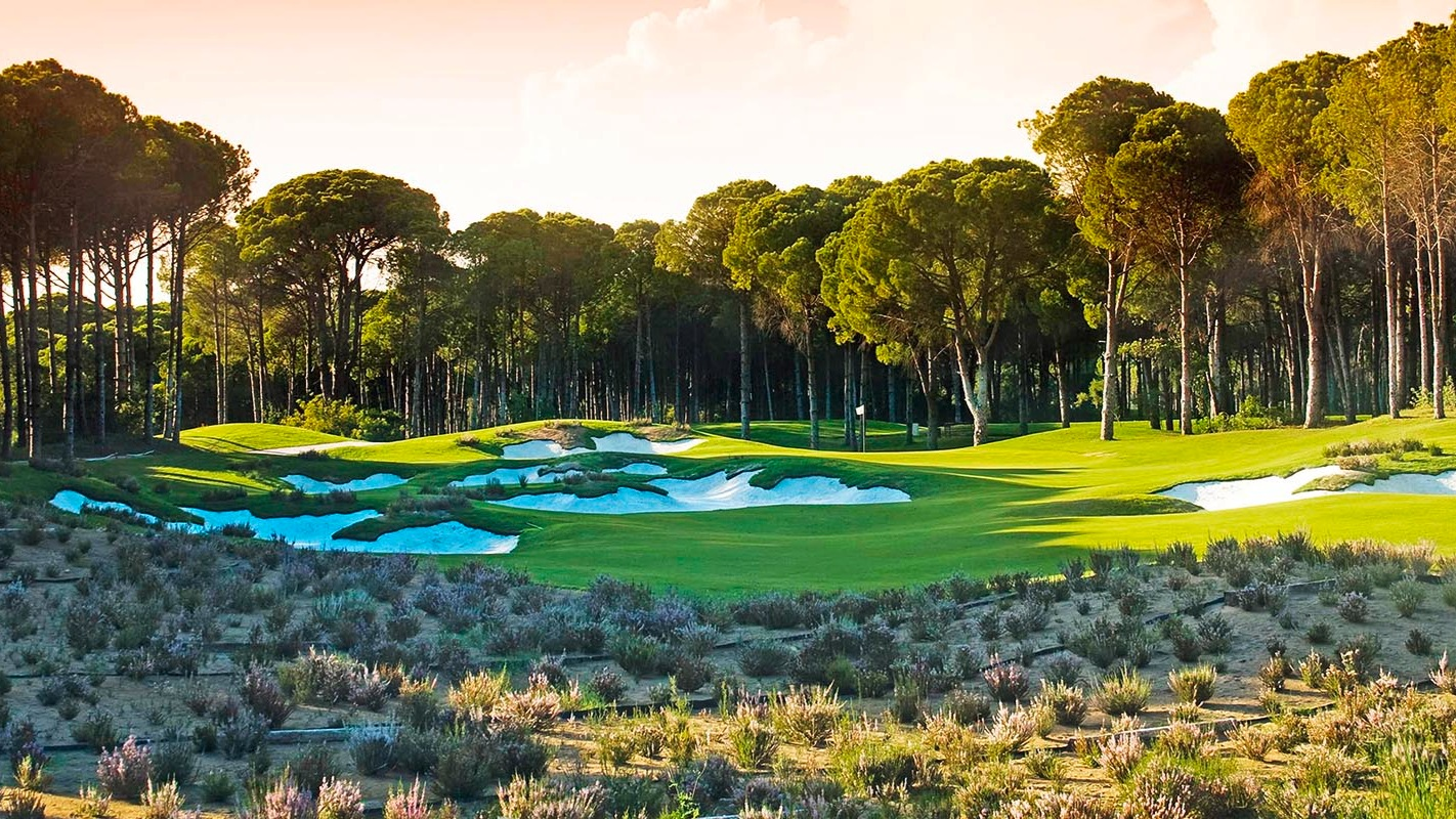 Top 100 Golf Courses Europe -