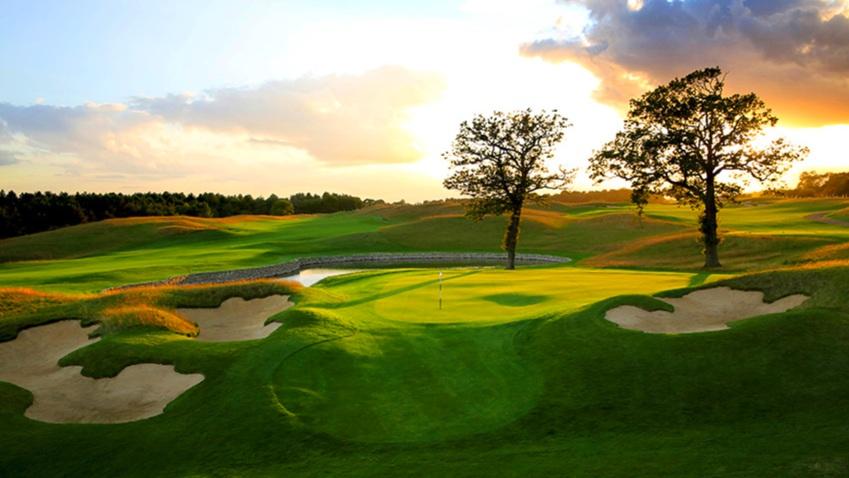 Top 100 Golf Courses England -