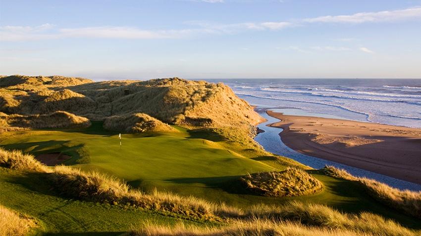 Top 100 Golf Courses Scotland -