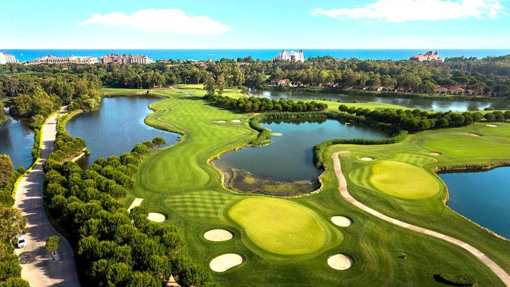 Top 100 Golf Resorts Europe -