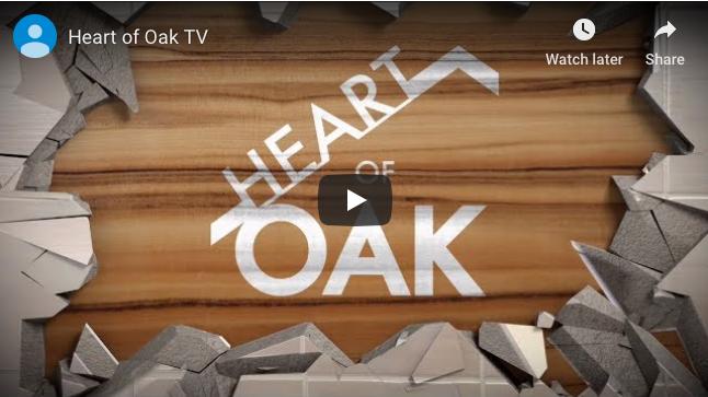 Heart of Oak Trailer