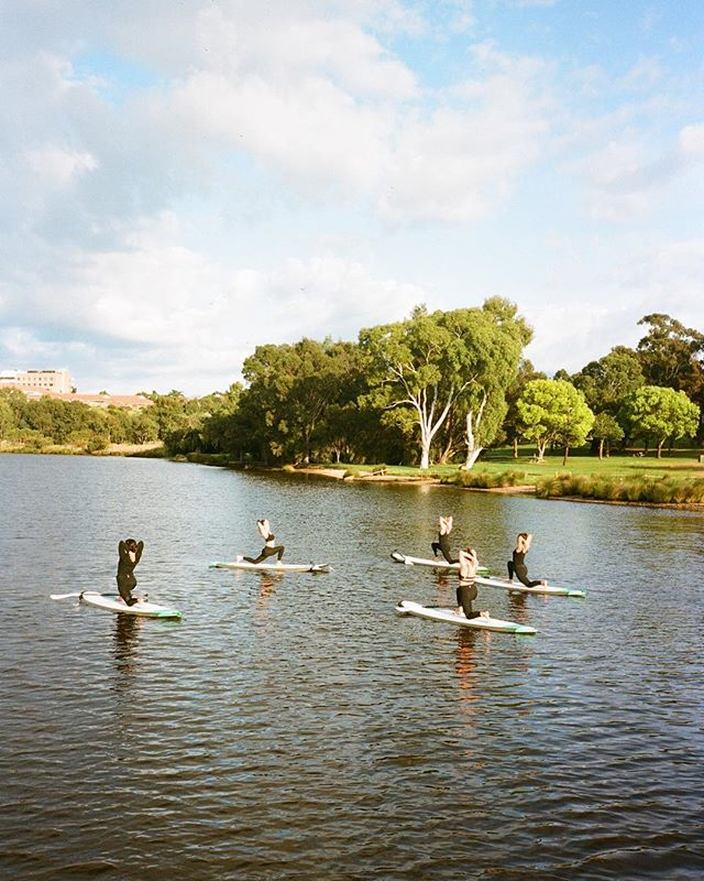 FREE Pre-Launch SUP Yoga Flow  To celebrate the upcoming launch of Be Yoga's first classes of the season, we are offering a free SUP Yoga Flow on the Swan River this Saturday! Class numbers are limited so bookings are essential.  Book via link in bio to secure your spot & for further details.  We look forward to seeing you there!  Love Tess x