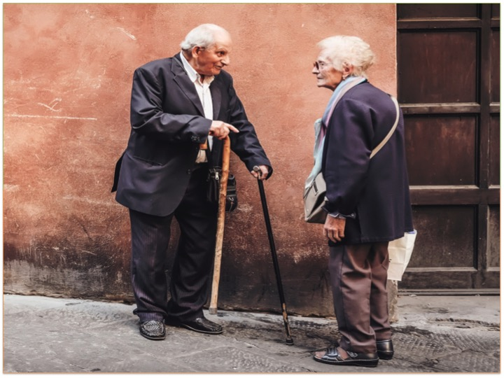 Have older people any value? - Does church value it's elderly?