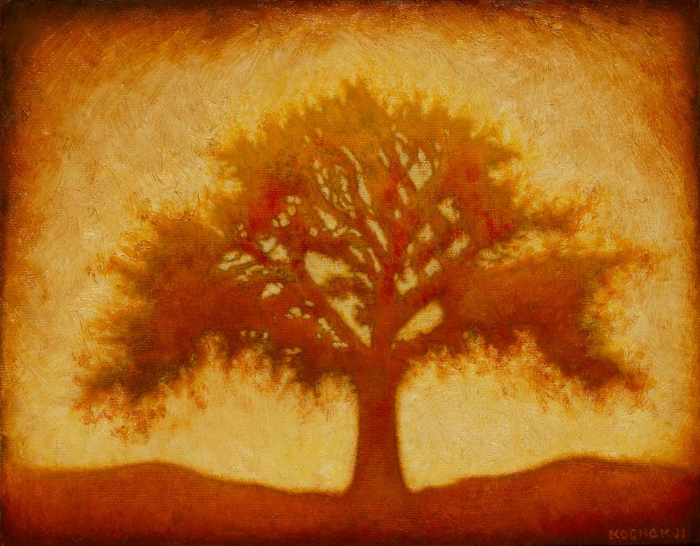 "Sanctum - oil on canvas - 10x8"" - TAG Gallery"