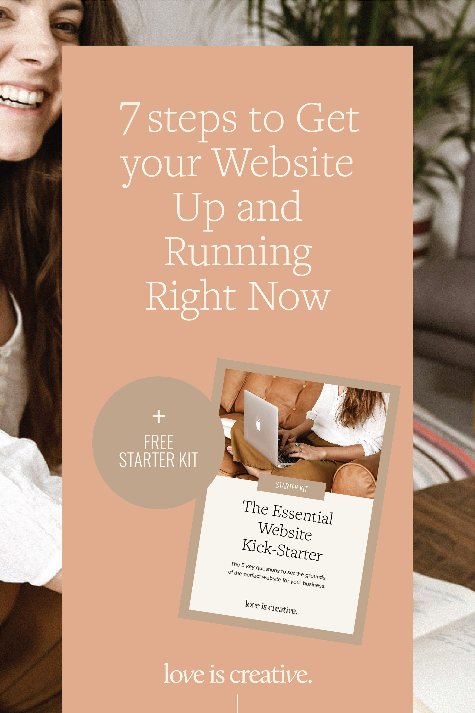 7 Steps to Get your Website Up and Running Right Now